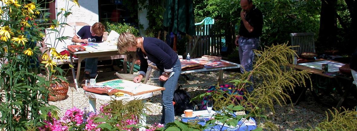 Veranstaltungen und Workshops im Grashöfle