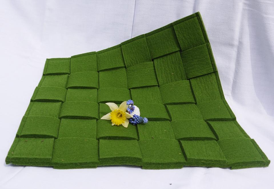 Sitzauflage grün