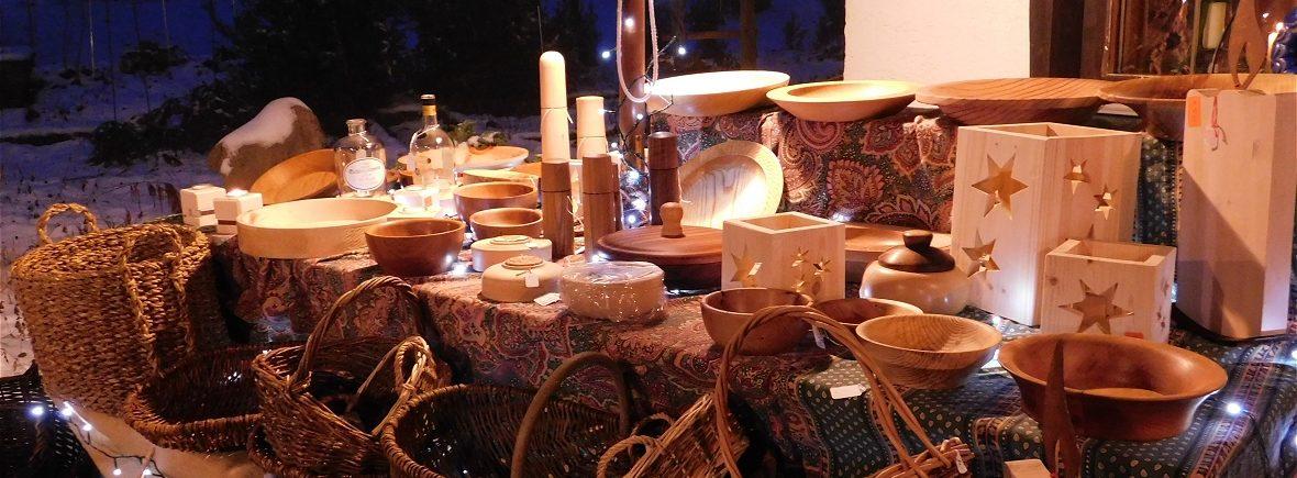 Weihnachtsmarkt im Grashöfle