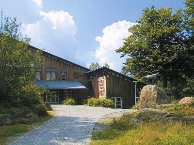 Besucherzentrum Hans-Eisenmann-Haus im Nationalpark Bayerischer Wald