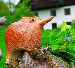 Keramikvogel