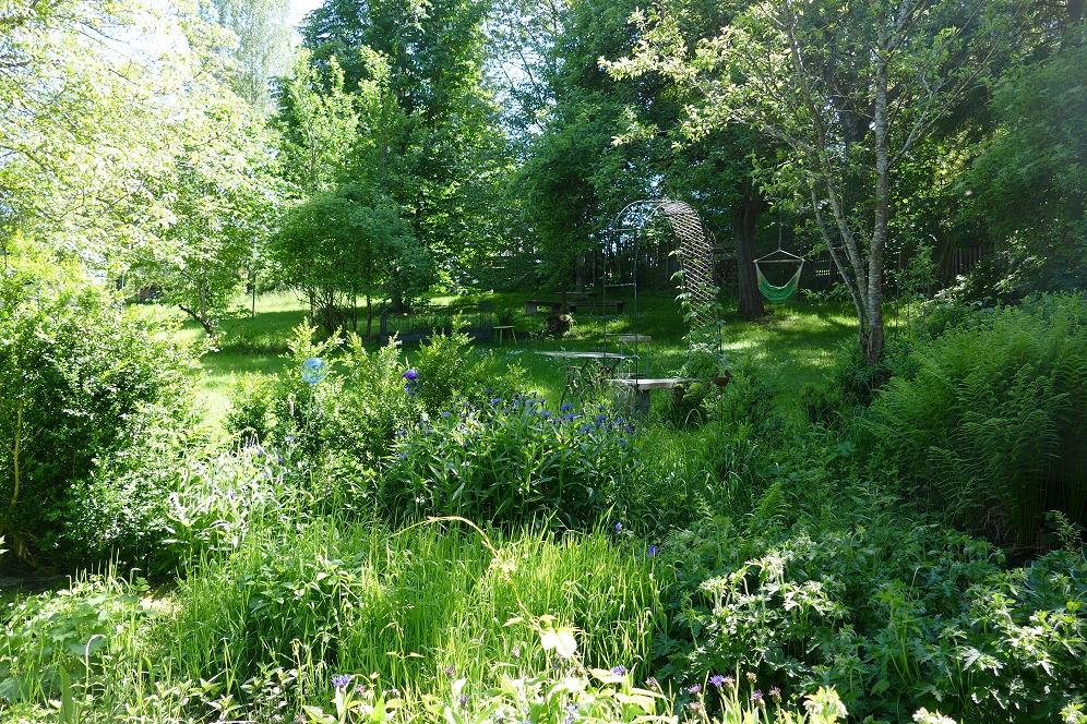 Garten im Grashöfle